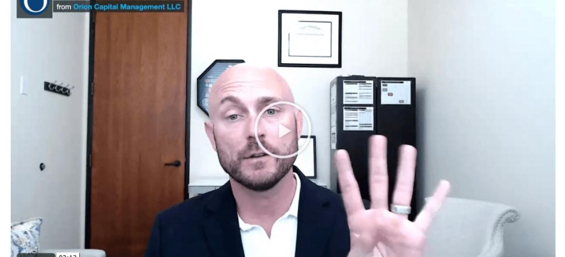 Financial Markets Update 2 [Video – Orion Capital Management LLC